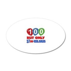 100 year old designs Wall Decal