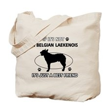 Belgian Laekenois designs Tote Bag