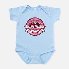 Squaw Valley Honeysuckle Infant Bodysuit