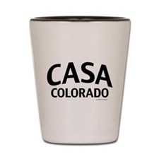 Casa Colorado Shot Glass