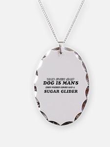 Sugar Glider designs Necklace