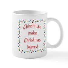 Chinchilla Merry Coffee Mug