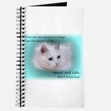 Schweitzer's Cat Journal