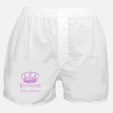 Custom Princess Boxer Shorts