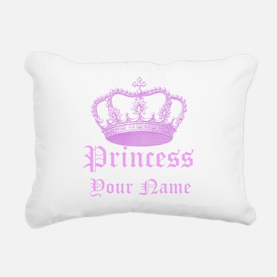 Custom Princess Rectangular Canvas Pillow