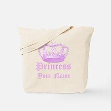 Custom Princess Tote Bag