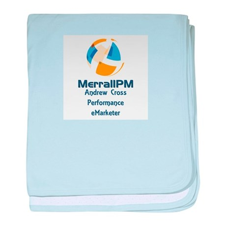 MPM baby blanket