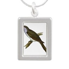 Yellow-billed Cuckoo Necklaces
