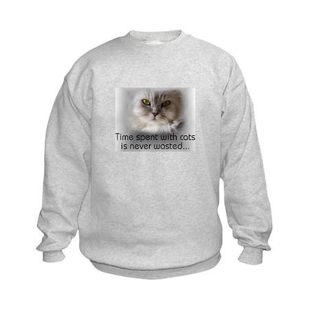Sigmund's Cat Kids Sweatshirt