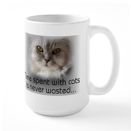 Sigmund's Cat Large 2-sided Mug