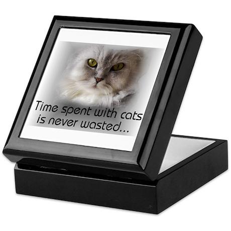 Sigmund's Cat Keepsake Box