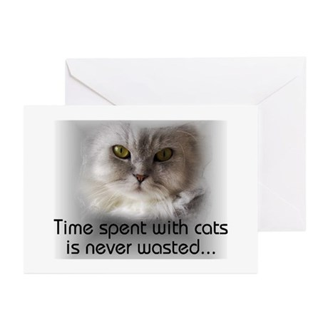 Sigmund's Cat Greeting Cards (Pk of 10)