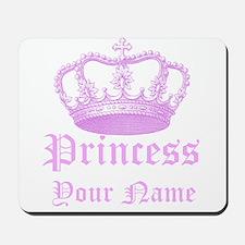 Custom Princess Mousepad