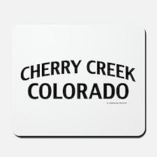 Cherry Creek Colorado Mousepad