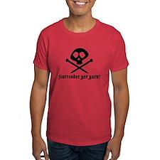 Surrender yer Yarn (yarn pirate) T-Shirt