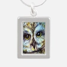 Owl, wildlife art! Necklaces