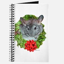 Chinchilla Wreath Journal