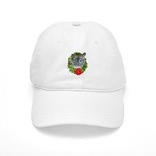 Chinchilla Wreath Baseball Cap