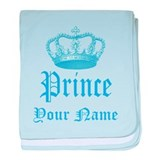 Royal blue crown Cotton