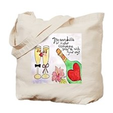 I love Celebrations! Tote Bag