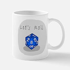 Lets Roll Mug