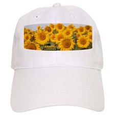 Sunflowers Baseball Cap