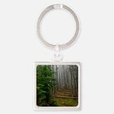 Pine forests 2 Keychains