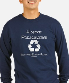 Preservation is Recycling T