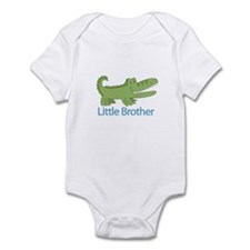 Little Brother Alligator Body Suit