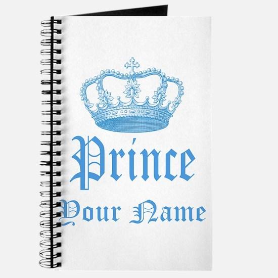 Custom Prince Journal
