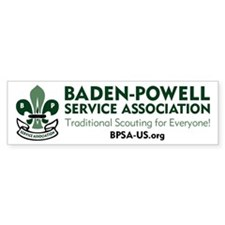 Bpsa Bumper Sticker (50 Pk)