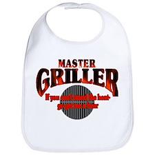 Master Griller Bib