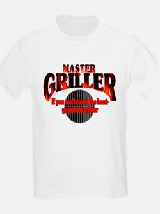 Master Griller Kids T-Shirt