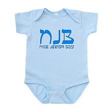 NJB - Nice Jewish Boy Body Suit