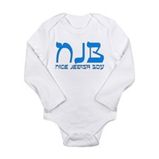 NJB - Nice Jewish Boy Body Suit