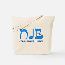 NJB - Nice Jewish Boy Tote Bag