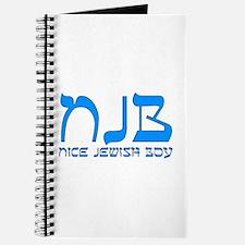 NJB - Nice Jewish Boy Journal