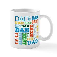 Best Dad Gift Small Mug