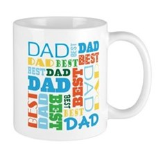 Best Dad Gift Small Mugs