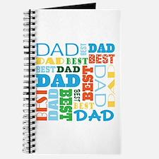Best Dad Gift Journal