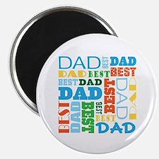 Best Dad Gift Magnet