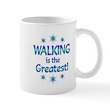 Walking is the Greatest Mug
