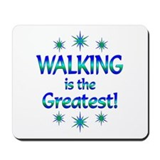 Walking is the Greatest Mousepad
