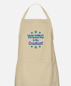Walking is the Greatest Apron
