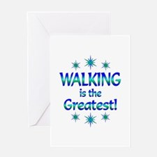Walking is the Greatest Greeting Card