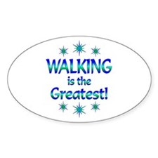 Walking is the Greatest Decal