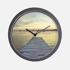 _wall-clock---You-are-only-confined Wall Clock