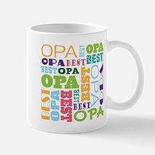 Best Opa Gift Mug