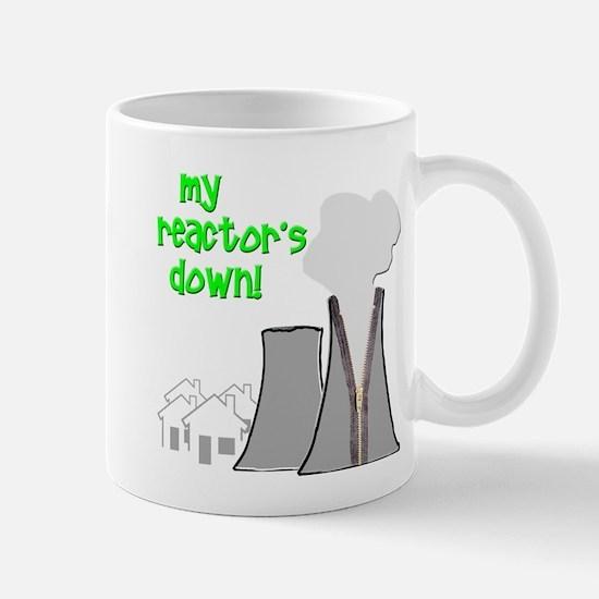 Funny Reactor Mug