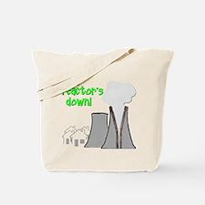 Funny Reactor Tote Bag